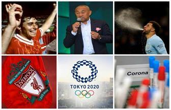 النشرة الرياضية: إلغاء محتمل للدوري الفرنسي وتهديد الأوليمبياد وتغريدة «أحمد» والإنذار جزاء «البصق»