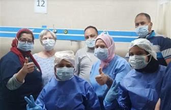 تعافي 14 حالة إصابة بفيروس كورونا في سوهاج