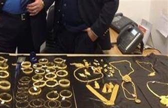 بقيمة 13 مليون جنيه.. إحباط تهريب مشغولات ذهبية وبضائع إلى داخل البلاد