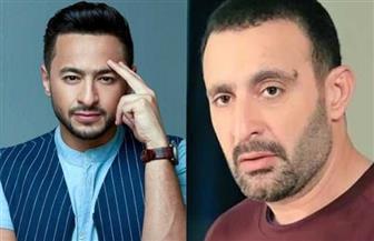 """حمادة هلال ضيف برنامج """"اغلب السقا"""" على """"MBC مصر""""..الليلة"""