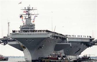 إقالة قائد حاملة طائرات أمريكية كتب رسالة يطلب إجراءات أشد لمكافحة تفشي كورونا