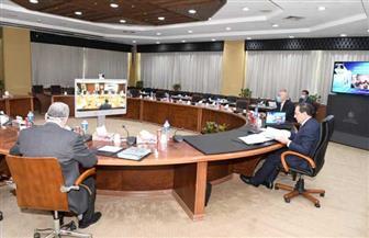 الملا: التكامل بين مصر والأردن في مشروعات الغاز الطبيعي يشهد انطلاقة حقيقية | صور