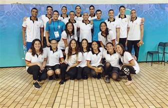 أحمد أكرم يشكر رئيس الجمهورية بعد عودة لاعبي السباحة من أمريكا