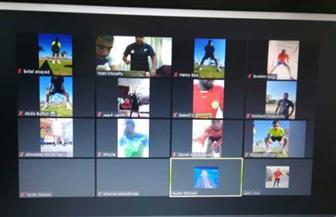 منتخب الصالات يستعد لكأس العالم في ليتوانيا بتدريبات «فيديو كونفرانس»