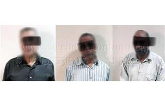 ضبط ٣ موظفين لتمكينهم آخرين من البناء دون تراخيص بميت غمر