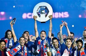 «ديلي ميل»: «باريس سان جيرمان بطل الدوري الفرنسي»