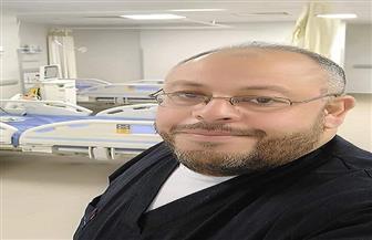"""إطلاق اسم شهيد فيروس كورونا """"السيد المحسناوي"""" على مكتب صحة ثالث المحلة  صور"""