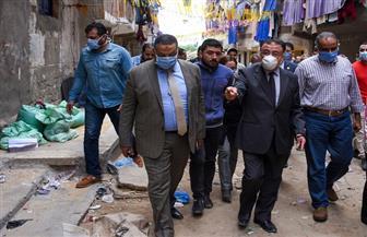 بتكلفة 86 مليون جنيه.. إطلاق إشارة البدء لتطوير منطقة الدخيلة بالإسكندرية  صور