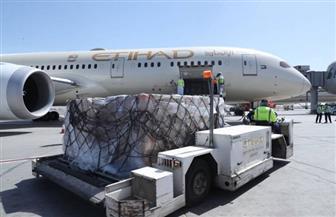 الإمارات ترسل 60 طنا من معدات الحماية والتجهيزات كمساعدات للقطاع الطبي البريطاني