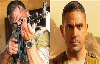 أمير كرارة ومحمد إمام ينعيان شهداء القوات المسلحة