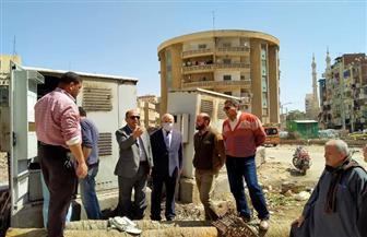 قطع خدمة الهواتف الأرضية عن حي غرب المنصورة