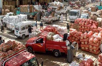 «الأهرام» ترصد التفاوت الكبير بين سعري الجملة والقطاعى.. فوضى الأسعار فى أسواق الخضار