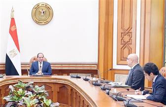 تفاصيل لقاء الرئيس السيسي مع مدبولي والجزار لاستعراض إستراتيجية العمل بمواقع التشييد خلال الفترة المقبلة