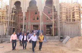 الوادي الجديد تنفذ مجمعا إسلاميا بمركز الداخلة |صور