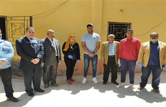 أبوجبل يشارك وزارة الشباب والرياضة في حملة التطهير والتعقيم للوقاية من فيروس كورونا| صور