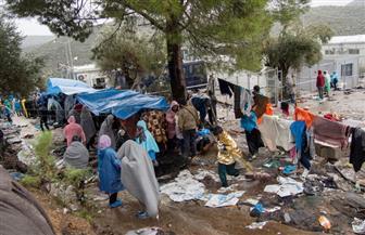 إصابة بفيروس كورونا المستجدّ في مخيم ثان للاجئين في اليونان