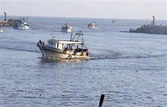 توقف حركة الصيد في البحر المتوسط وبحيرة البرلس بكفرالشيخ بسبب شدة الرياح والأتربة