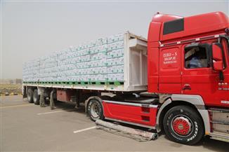 توزيع 32 ألف كرتونة مواد غذائية على الأسر الأكثر احتياجا في كفرالشيخ | صور