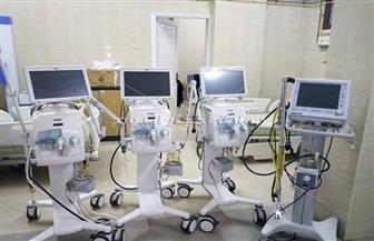 """""""الصناعات"""" و""""الشفاء"""": صيانة 460 جهاز تنفس بالمستشفيات الحكومية وتوريد 21 جهازا جديدا"""
