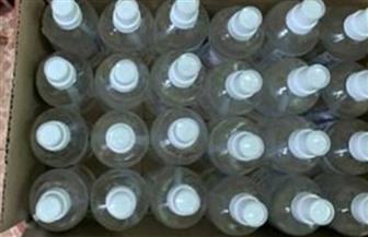 ضبط 6560 كمامة و600 عبوة كحول بمخزن قبل بيعها في السوق السوداء بسوهاج