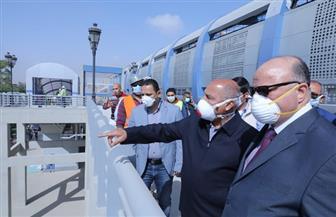 للمرة الثانية خلال 72ساعة.. وزير النقل يتفقد تنفيذ المرحلة الرابعة للخط الثالث لمترو الأنفاق | صور