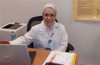 د.نجوى خميس رئيس قسم مكافحة العدوى بـ57357: لن نستطيع التنبؤ بانحسار الفيروس قبل منتصف أبريل