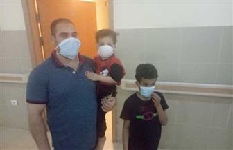 الصحة: تعافي أسرة مصرية من فيروس كورونا بشكل كامل|صور