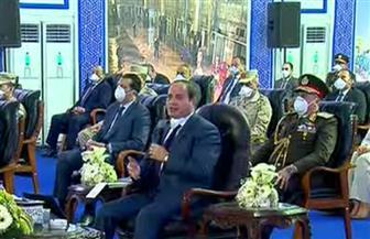 الرئيس السيسي يكلف القوات المسلحة بزيادة كميات المواد الغذائية إلى 3 ملايين عبوة