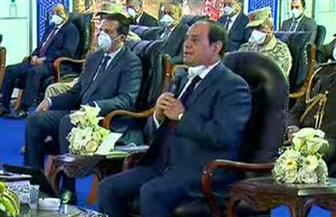الرئيس السيسي: لا تسريح لأي عمالة في قطاع السياحة