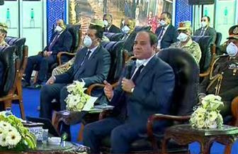 الرئيس السيسي يطالب القطاع الخاص بعدم المساس برواتب العاملين