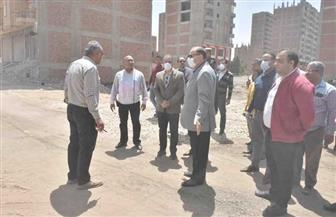 محافظ أسيوط: تنفيذ 218 قرار إزالة خلال يوم واحد بحي غرب وأبنوب / صور