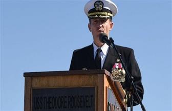 استقالة وزير البحرية الأمريكي