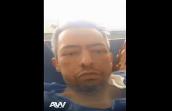 """من داخل العناية المركزة الملحن خالد عادل يبكي: """"الحقوني بموت وعايز أخرج من هنا""""  فيديو"""