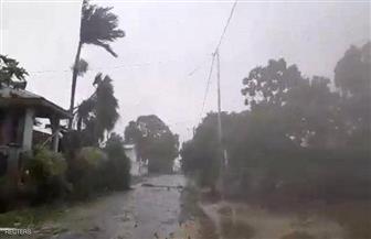 وصول الإعصار هانا إلى ولاية تكساس الأمريكية وسط تحذيرات من حدوث فيضانات
