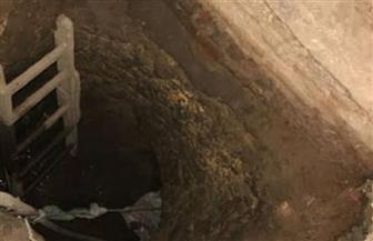 ضبط ربة منزل ومقاول للتنقيب عن الآثار بأحد العقارات بالقاهرة