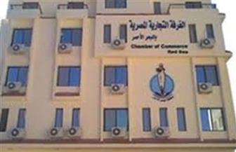 تجارية البحر الأحمر تعقم الطرقات والمحلات بالمحافظة