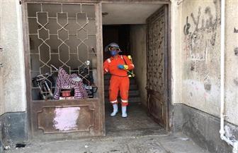 """إنهاء الحجر المنزلي لـ 79 مواطنا من سكان عمارة """"الوفاء"""" ببورسعيد  صور"""