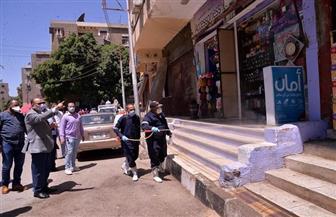 محافظ أسيوط: إطلاق حملة تعقيم وتطهير في 5 مراكز| صور