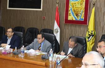قيادات محافظة شمال سيناء يتبرعون بـ20 % من رواتبهم لصالح العمالة غير المنتظمة | صور