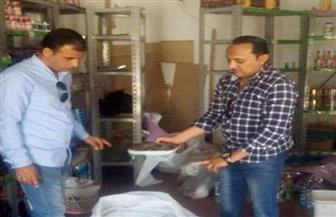 صحة جنوب سيناء: ضبط  667 كيلو أغذية منتهية الصلاحية خلال حملة على الأسواق| صور