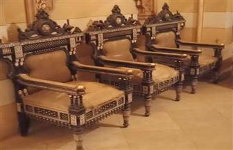 عرض مجموعة من مقتنيات الإمبراطورة أوجيني في متحف هيئة قناة السويس