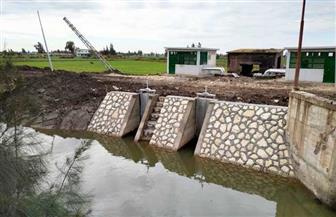 وزارة الموارد المائية: تطوير الري الحقلي في زمام 7476 فدانا باستثمارات 183 مليونا و739 ألف جنيه | صور
