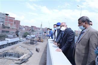 وزير النقل: الانتهاء من كباري صهرجت وبشلا وطنامل وكفر شكر وفتحها أمام حركة المرور | صور