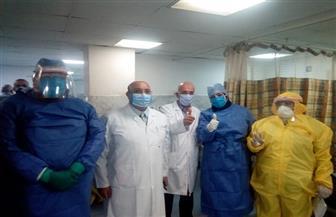بعد اكتشاف حالة.. تعرف على الإجراءات الوقائية لمعهد القلب لمواجهة «كورونا» | صور