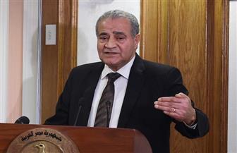 وزير التموين يوجه بسداد 91 مليون جنيه للبنوك مستحقات للمخابز