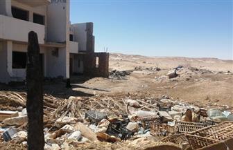 محافظ البحر الأحمر: إزالة 9 حالات تعد على أراضي الدولة بالغردقة | صور