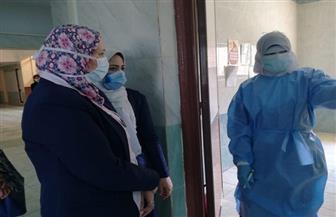 «صحة بني سويف» تواصل جهودها في الإجراءات الوقائية للحد من انتشار «كورونا» | صور