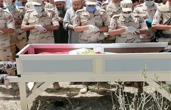 """والد الشهيد محمد حواس لـ""""بوابة الأهرام"""": تخرج في كلية الهندسة العام الماضي.. وكان مثالا للتفوق والاحترام"""