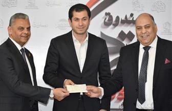 الاتحاد المصري للتأمين يتبرع بـ 10 ملايين جنيه لصندوق تحيا مصر لمواجهة تداعيات كورونا