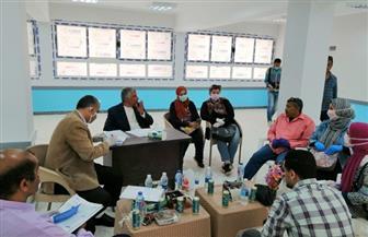 جهاز أكتوبر: تسليم ثالث مبنى مدرسة للتعليم الثانوي بمنطقة الـ800 فدان